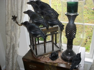 a committee of crows