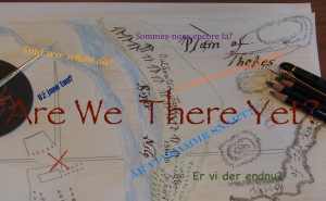 Are we there yet banner