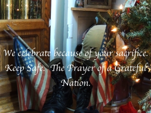 God Bless Our Troops...