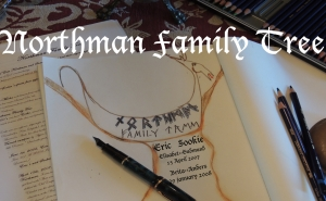Northman Family Tree Banner