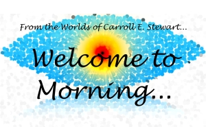 Banner for Welcome to Morning