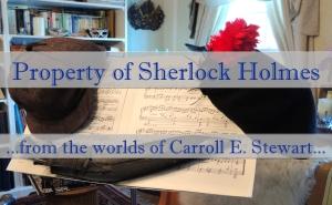 sherlock holmes fiction pad banner 1
