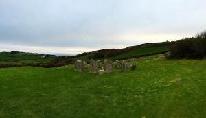 Drumbeg Stone Circle 1