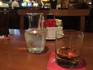 Jameson and Water, Killearny
