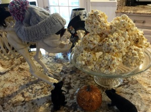 Sparky and popcorn balls 114