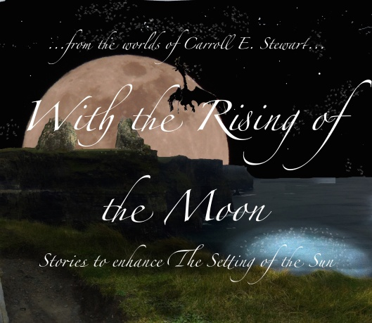 with the rising of the moon baanner