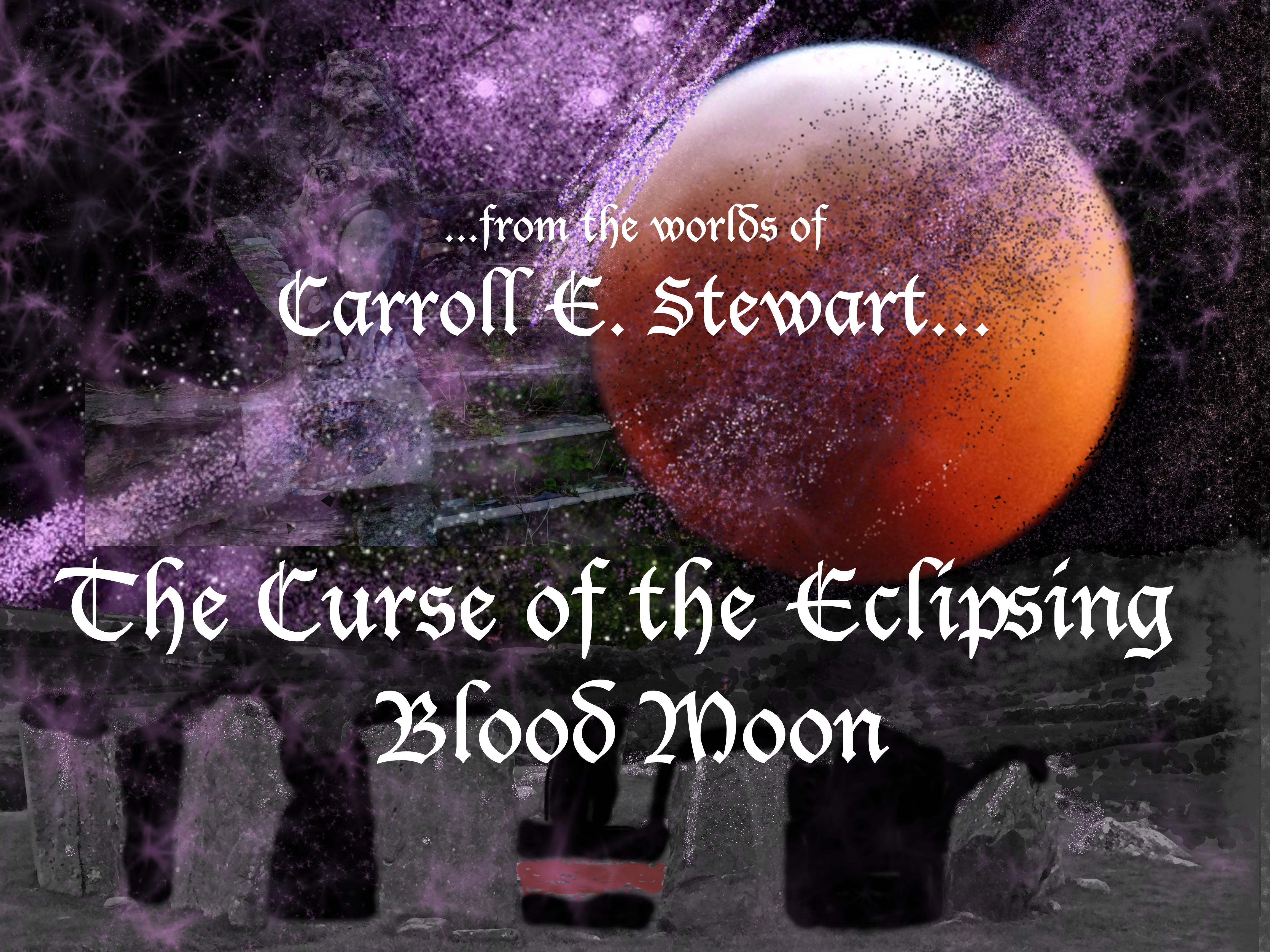 Banner The Curse of the Eclipsing Blood Moon