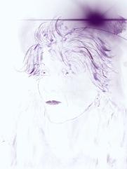 Purple_selfie